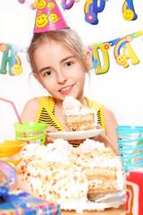 Funny birthday party