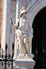 Mars - The door of lion, Arsenal of Venice