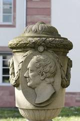 grabstein, urne, denkmal von 1633 bis 1846