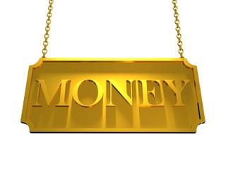 Gold Plate Money