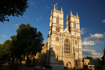 London, Westminster Abbey cathedral,  UK