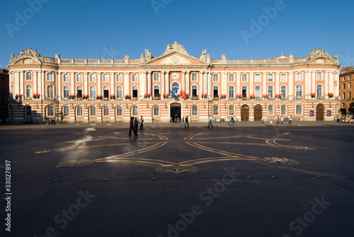 The Capitole of Toulouse