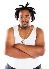 african american rap musician