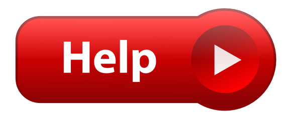 """HELP"" Web Button (support information hotline customer service)"
