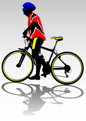 Cyclist fit