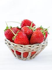 Beautiful strawberry