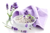 Fototapety Wellness with lavender