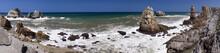 El Mar Cantábrico (panorama)