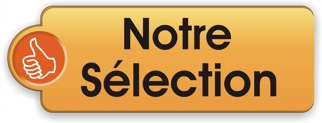 bouton notre sélection