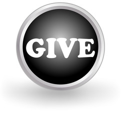 Give – Charity button