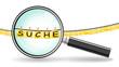 """Suche """"Lupe"""""""