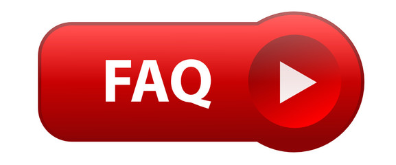 """FAQ"" Web Button (questions and answers help support q&a)"