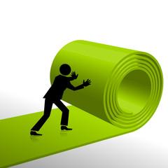 green carpet 2