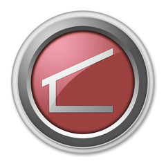 "Red 3D Style Button ""Shelter"""