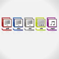 Dokument Icons