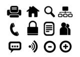 icones web