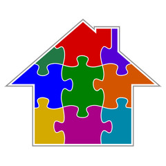 puzzle haus II