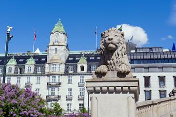 Oslo lion