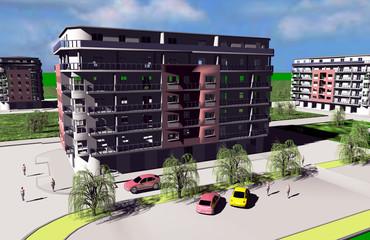 Nuovo centro residenziale