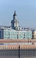 Cabinet of Curiosities in  Saint-Petersburg, Russia