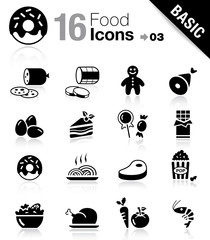 Basic - Food Icons