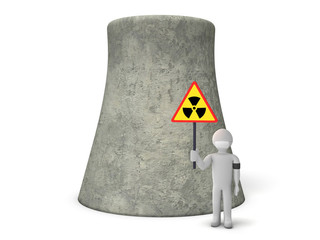 Danger Nuclear Power
