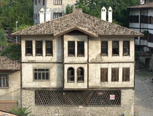 Traditional House Ottoman