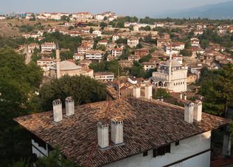 Minarets In Old City Safranbolu, Turkey