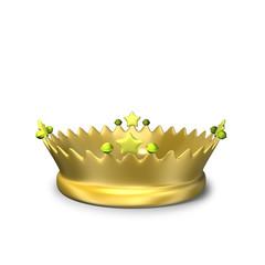 星飾りの王冠