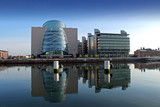 Buildings At North Wall Quay Dublin