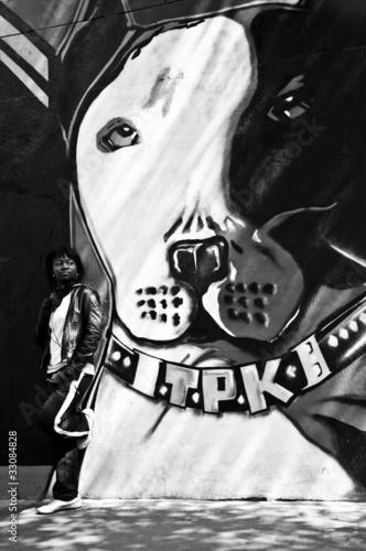 art de rue © pixarno