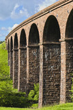 Deatail of Lowgill Viaduct poster