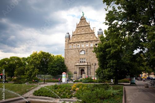 Nicolaus Copernicus University in Torun,Poland