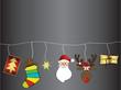 Weihnachtskarte - Christmas Card - Design Elements No. 11