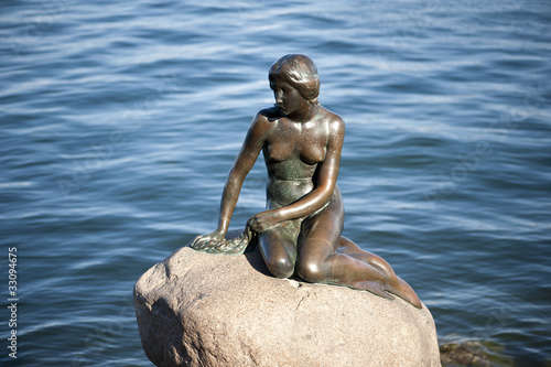Kleine Meerjungfrau, Kopenhagen - 33094675