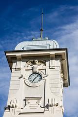 torre della stazione di san pietroburgo