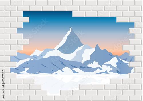 Mur_Montagne