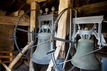 Glocken einer Kirche. Kirchenglocken