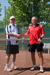 Tennismatch
