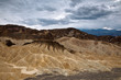 Zabriskie Point, Death Valley National Park, California, USA.