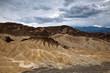 Zabriskie Point, Death Valley National Park, California, USA.