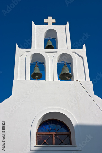 Santorini belltower  (Oia, Greece)