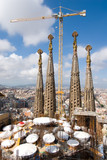 Tower of Sagrada Familia