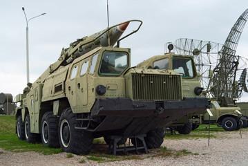 mobile missile complex