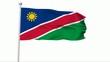 Fahne Namibia PAL