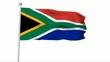 Fahne Südafrika PAL