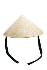 Vietnamese Rice Hat