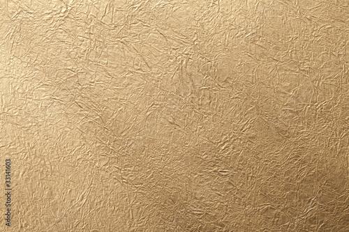 Foto op Aluminium Beijing 金色の和紙