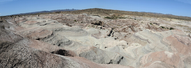 Parco Naturale di Ischigualasto: valle pintado
