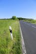 Lange Landstraße im Sommer